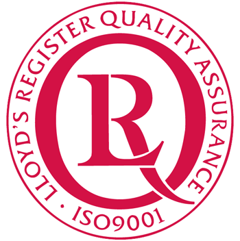 ISO 9001 kwaliteitssysteem logo
